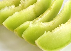 200 Calories of Honeydew Melon