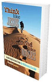 Order Think Like Jesus, Lead Like Moses