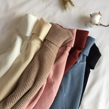 Winter Warm Knitted Sweater with crispy new arrivals   Wise Outlets  