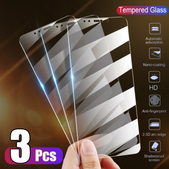 Full Cover Tempered Glass for iPhone In Special   Officer Wise Outlets  