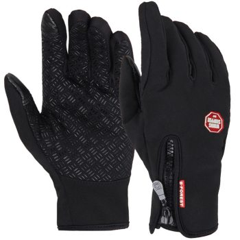 Anti-Slip Warm Touchscreen Cycling Gloves Available   Wise Outlets  