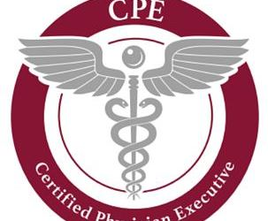 WISER Director Dr. Paul Phrampus Earns Certified Physician Executive (CPE) Credentials