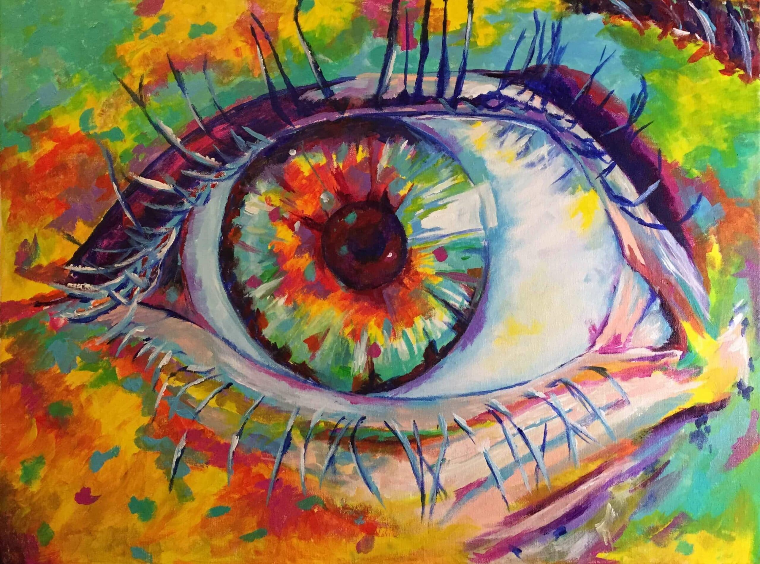 Eye of the Impressionist, Taylor Wise