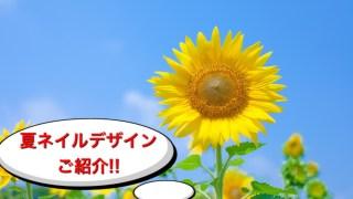 夏ネイルデザインご紹介~今年は花火ネイルが人気?!~