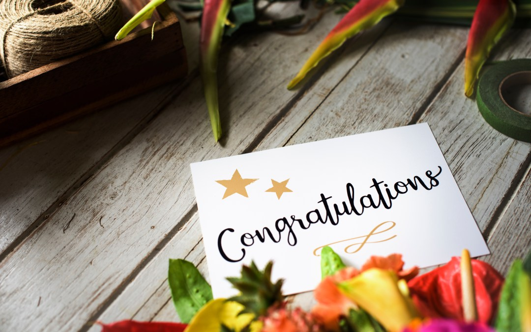 Send Congratulatory Wishes with Fresh Flowers