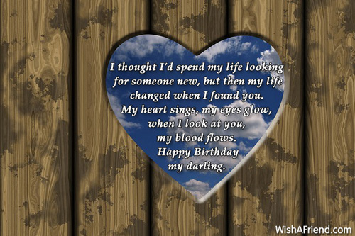 Birthday Wishes For Husband Page 2