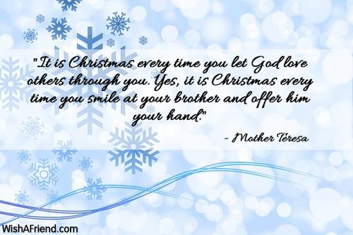 christmas inspirational quotes religious christmaswalls co - Christmas Quotes Religious