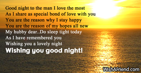 Good Night Love Letters To My Husband Amtletterco
