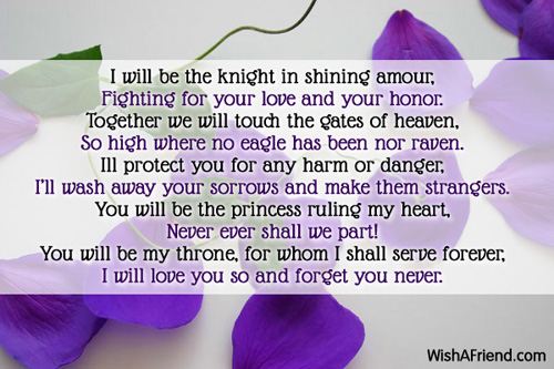 Knight In Shining Armor Quotes Love