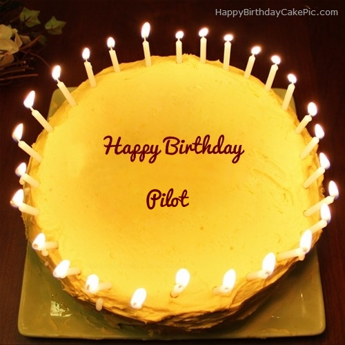 Birthday Wishes For Pilot