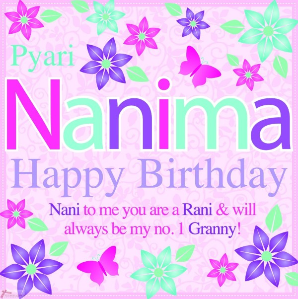 Birthday Wishes For Nani Ji Page 2