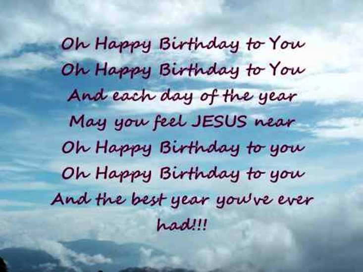 Birthday Blessings Page 5