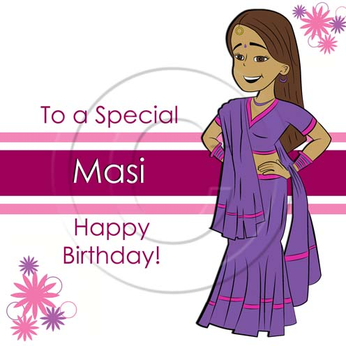 Birthday Wishes For Masi
