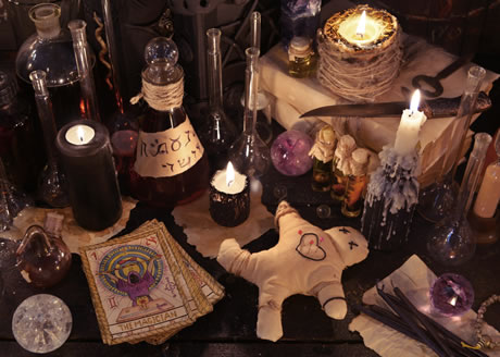Voodoo Love Spells – Cast a Free Voodoo Love Spell today