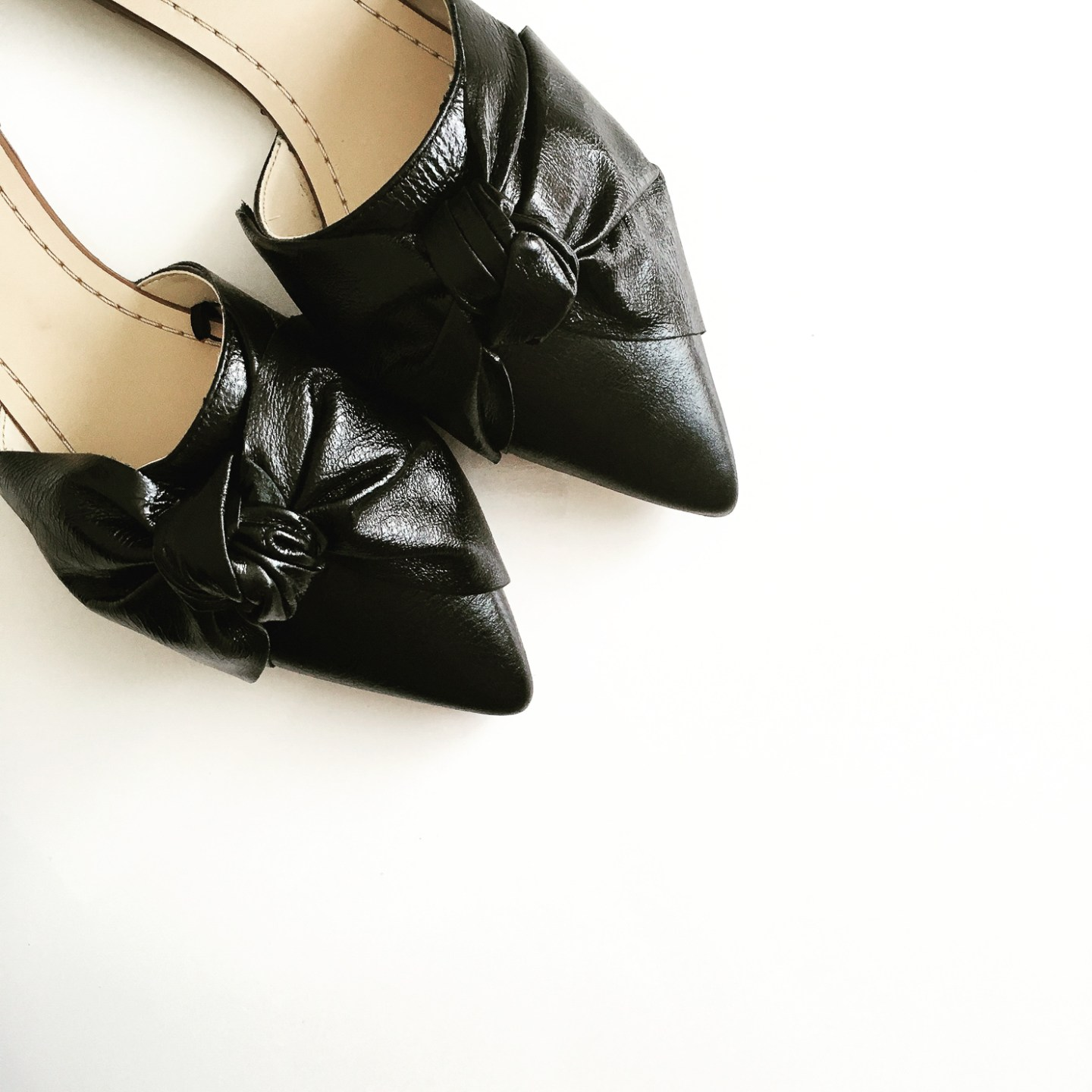 zara-mules-with-bow-black-leather-slides-with-bow-wishes-and-reality-instagram