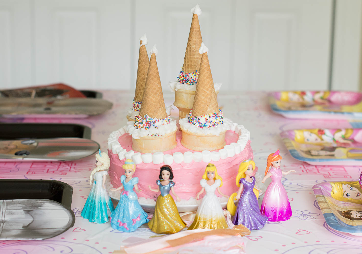 An Easy Princess Cake For Your Little Princess
