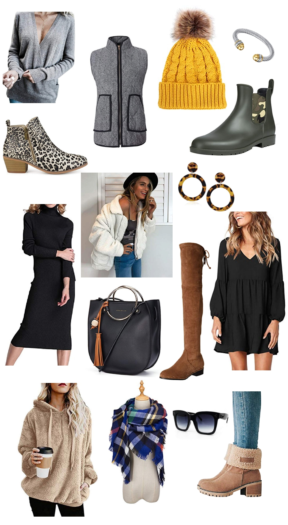 Affordable Fall and Winter Amazon Fashion Finds