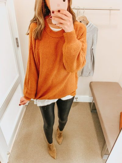 Ways to Style Leggings, how to style leggings