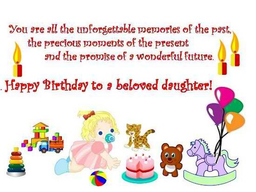 The 55 Cute Birthday Wishes For Daughter From Mom