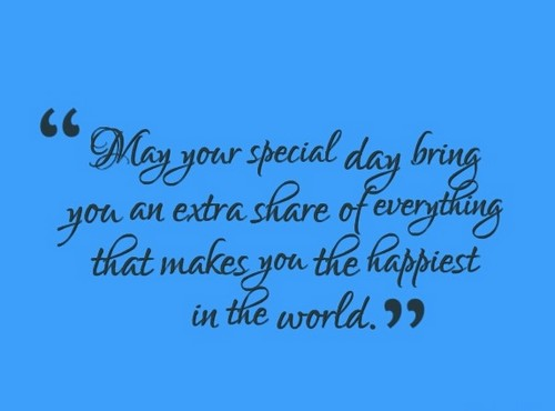 40 Happiest Birthday Wishes And Quotes Wishesgreeting