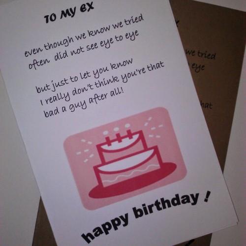 45 Happy Birthday Ex Boyfriend Wishes Wishesgreeting