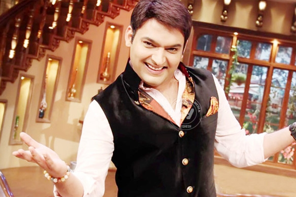 Comedy Nights Kapil Sharma to star in a Bollywood film