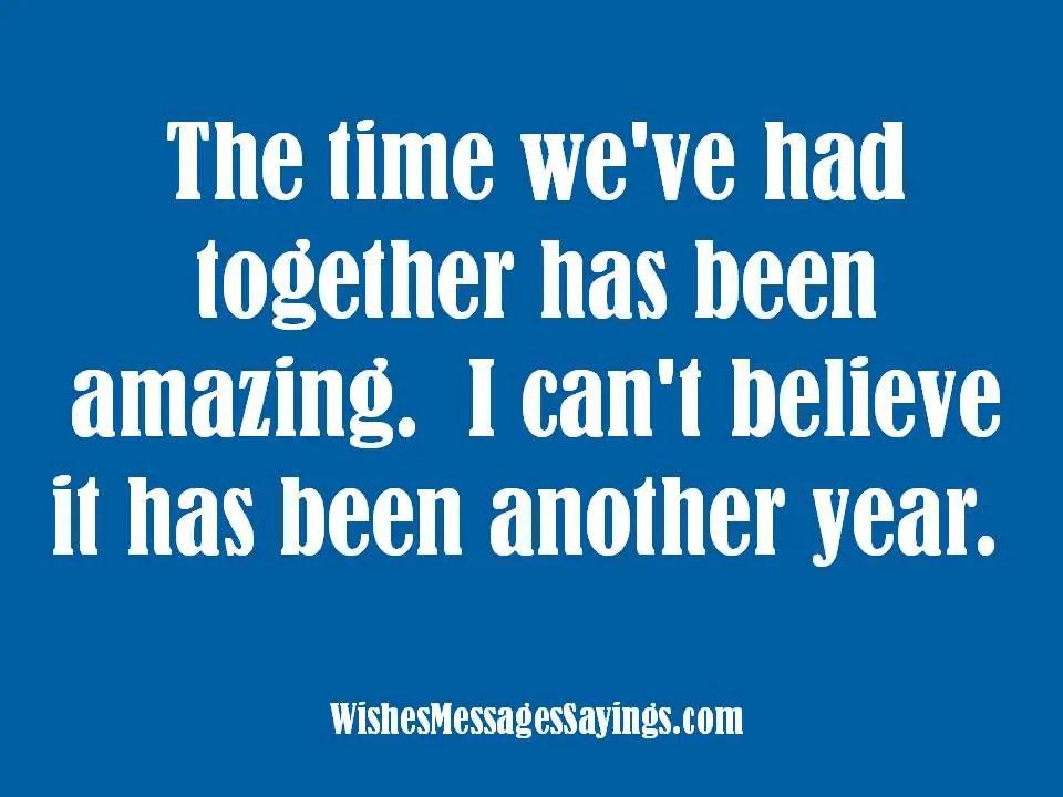 Years Loving Better Last