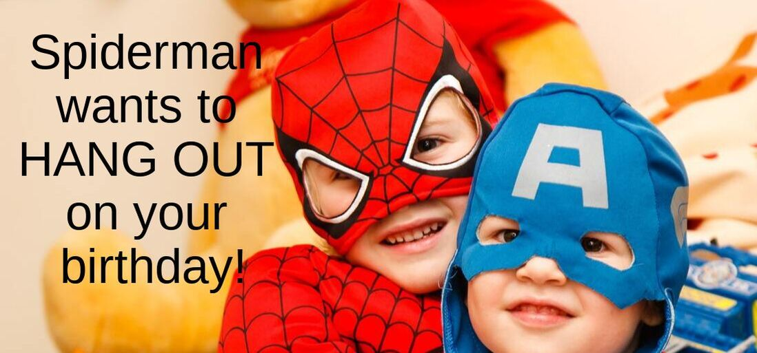 Superhero Birthday Messages Wishes Messages Sayings