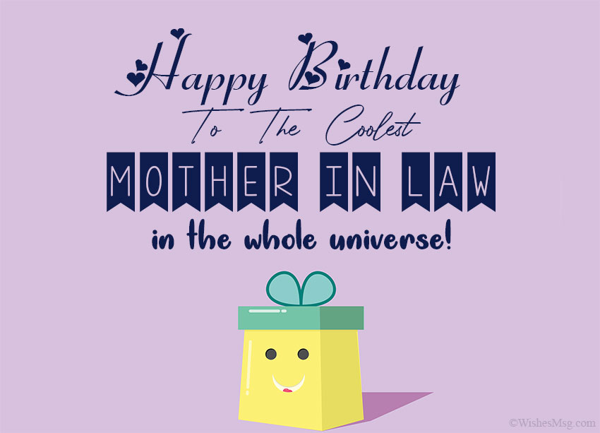 Message Of Happy Birthday To Mother Inlaws Massage Of Love Hope