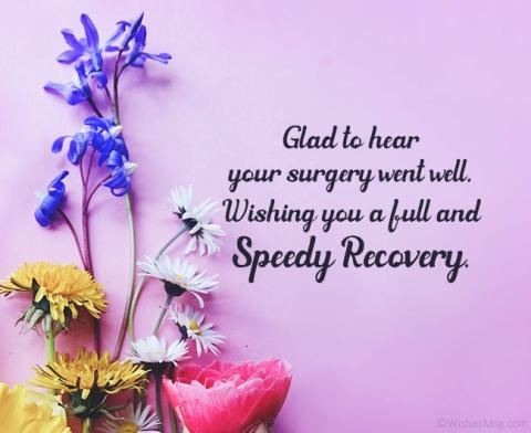 Get Well Soon Sister Images