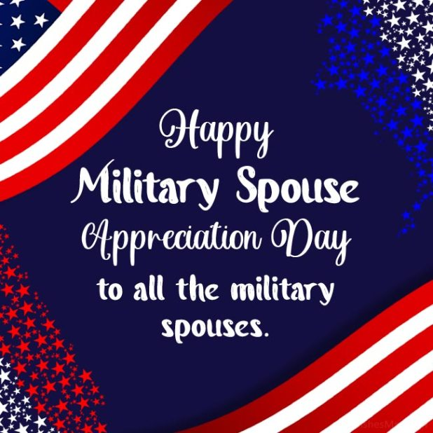Military Spouse Appreciation Day Images