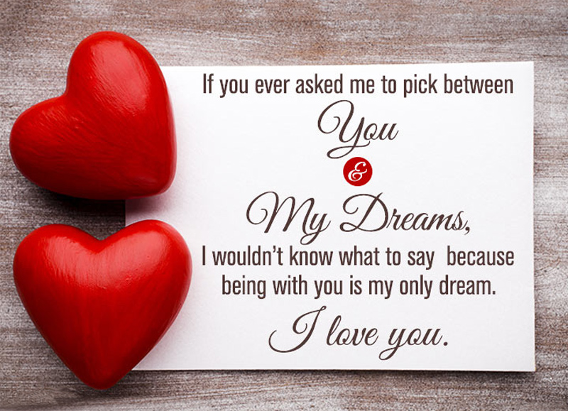 88 Perfect Romantic Love Messages For Wife - WishesMsg