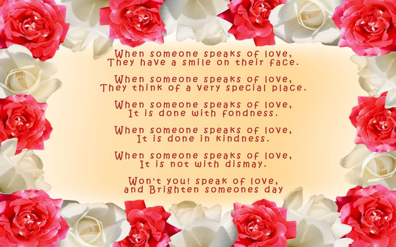 Message Someone Special Sweet Long
