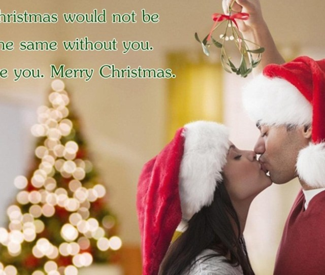Romantic Love Christmas Messages For Husband
