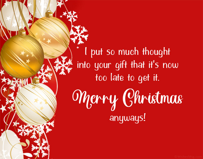 100 Funny Christmas Wishes Messages And Greetings