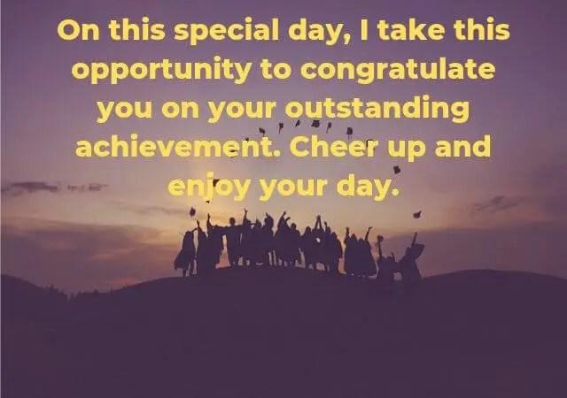 best graduation wishes