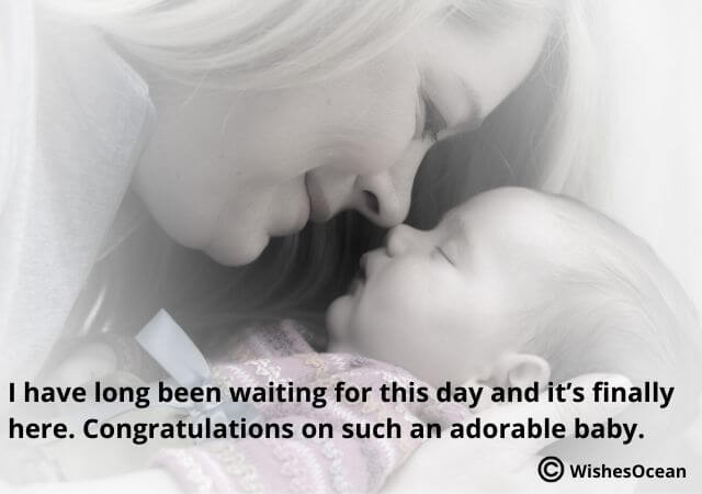 New Born Baby Wishes