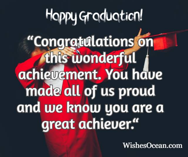 High School Graduation Wishes