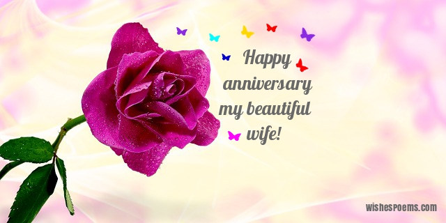 100 Anniversary Wishes for Wife - Happy Anniversary to My Wife