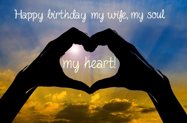 100 Romantic Birthday Wishes For Wife Wishes Poems