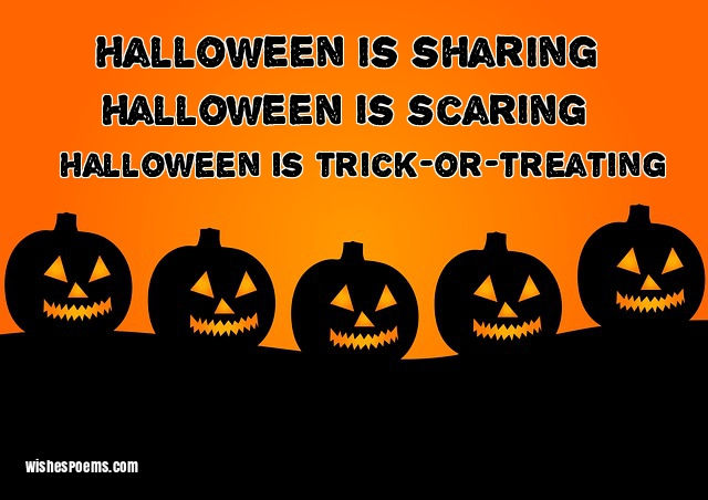 107 Happy Halloween Quotes & Sayings - Funny & Scary