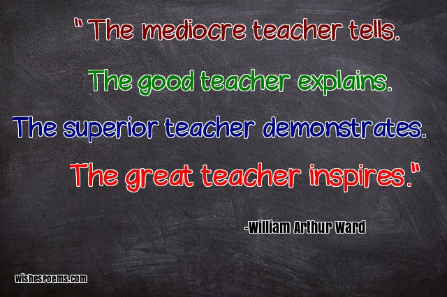 happy teachers day quotes