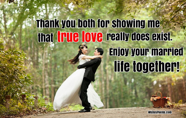 Marriage Wishes - Images, Quotes & Wedding Card Messages