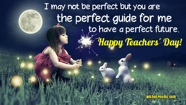 100 Happy Teachers Day Wishes Images Quotes Poems Messages