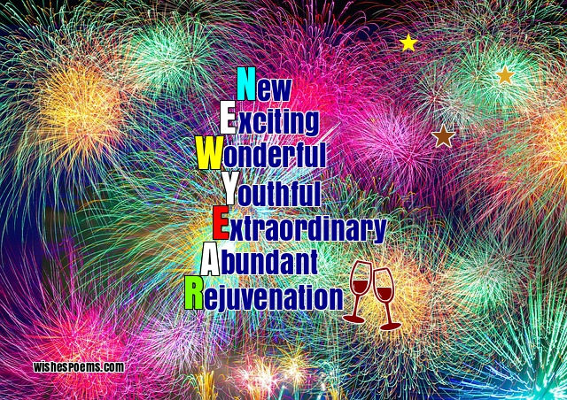 250 Happy New Year Wishes, Messages, Quotes and Images