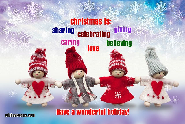 250 Merry Christmas Wishes - Messages, Images & Quotes