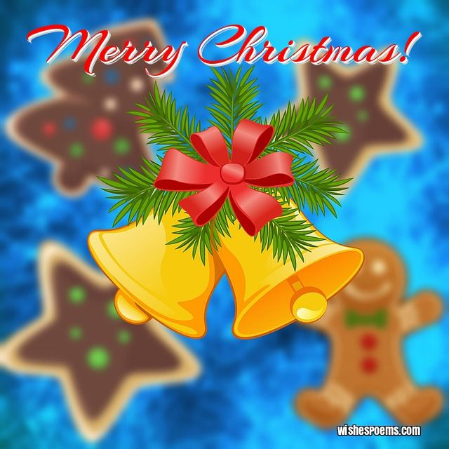 merry christmas images gingerbread man