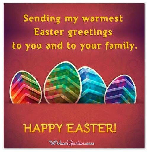 Happy Easter Wishes And Greetings 2019 Update WishesQuotes