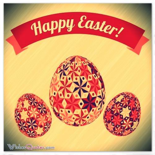 Easter SMS Amp Text Messages By WishesQuotes