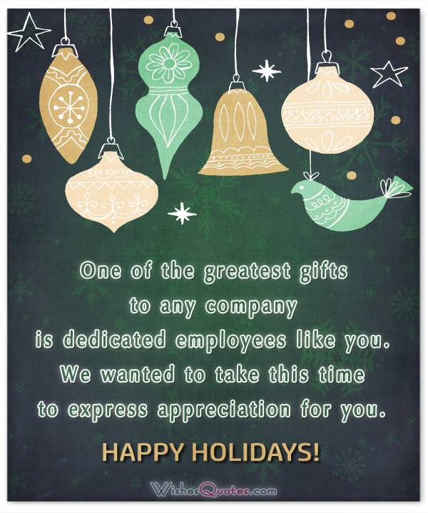Christmas Message To Employees.Christmas Message To Employees From Ceo Thecannonball Org